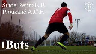 Stade Rennais B - Plouzané A.C.F. I National 3 - 13ème journée