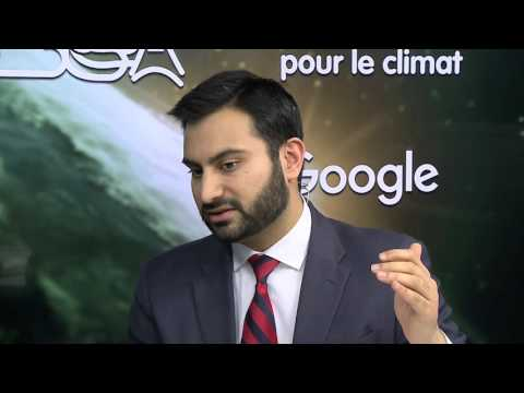 Ali Zaidi @ the Climate Summit for Local Leaders