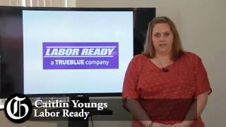 Get a Job Monday: Labor Ready