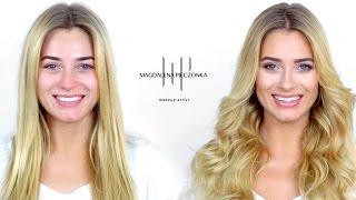 Makijaż GLOW - jak zrobić glow makeup