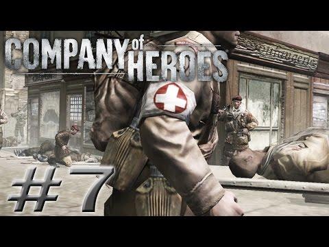 Company of Hero : Liberation of caen #7 - คาน : ใจกลางความวุ่นวาย