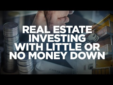 How to Buy Real Estate with No Money Down by Grant Cardone