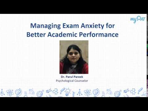 Managing Exam Anxiety for Better Academic Performance