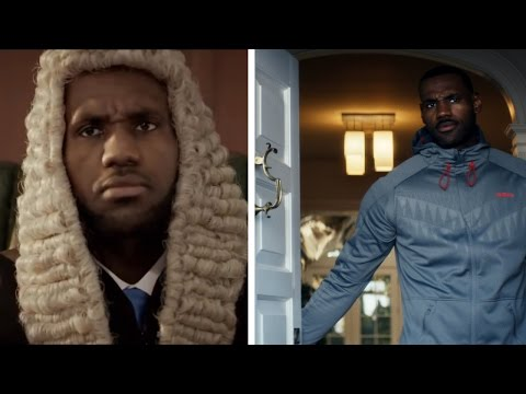 Thumbnail: All Best FUNNY LeBron James Commercials and Moments with Nike, Sprite, Powerade, Kia..
