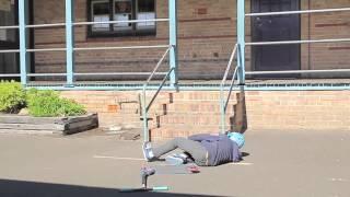 Matthew Duncanson - Almost Broken Ankle!!