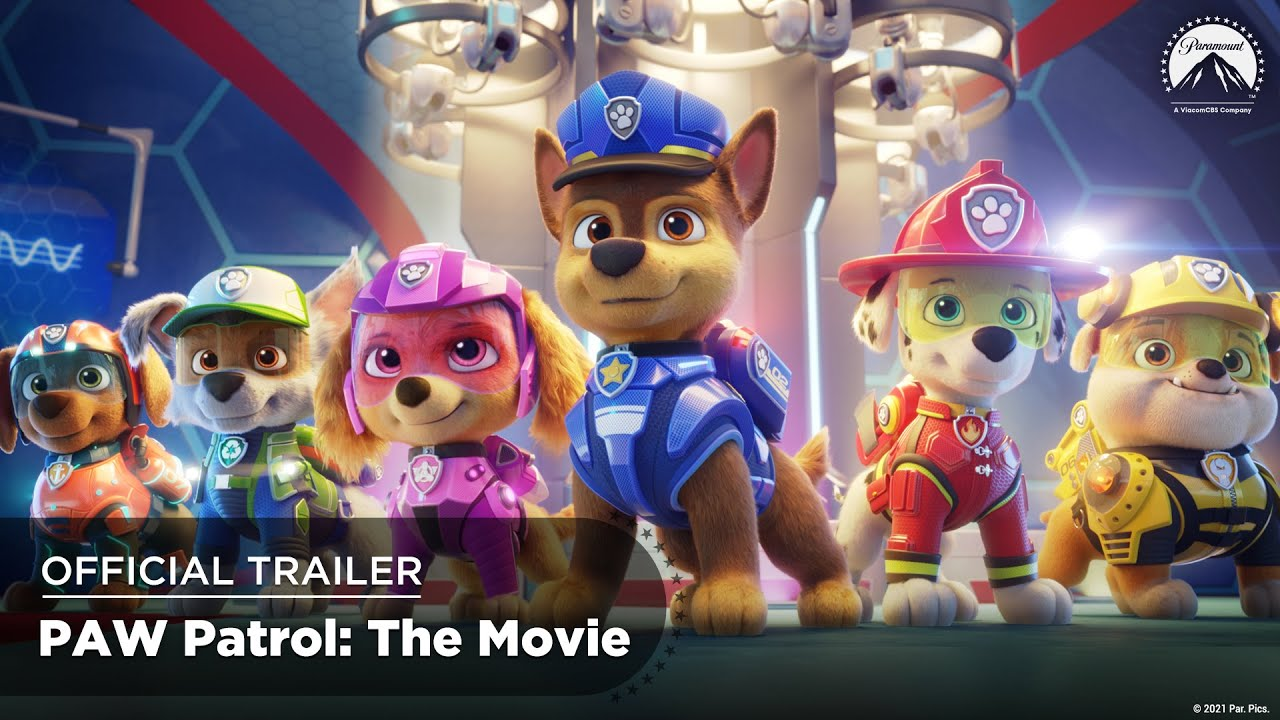 PAW Patrol: The Movie | Official Trailer | Paramount Pictures Australia