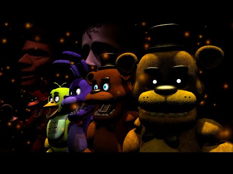 [SFM/FNAF/Music] - Five Nights At Freddy's 1 Rap -