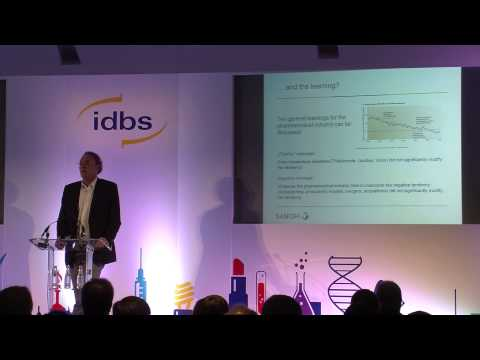 Connect 2014: KEYNOTE: External Co-operations - Professor Dr Jochen Maas, Sanofi-Aventis