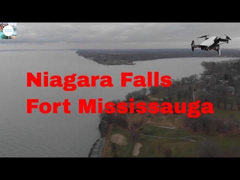 Niagara Falls Battlefield Of Fort Mississauga