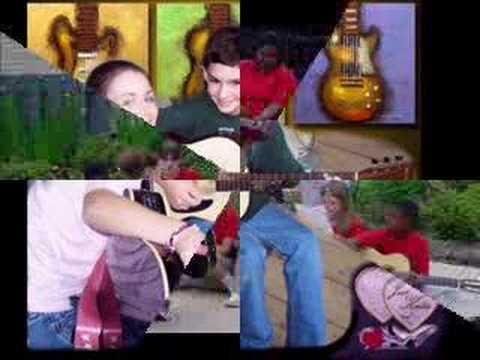JusKatie Promoting Music in Schools