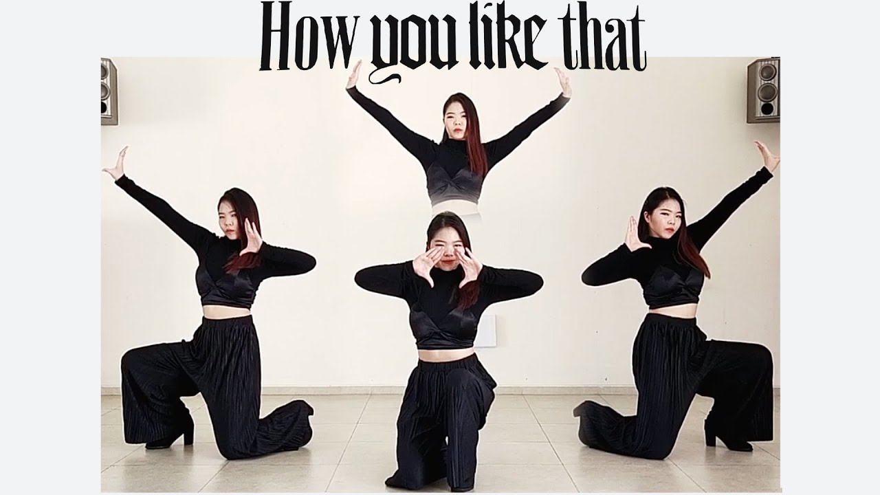 BLACKPINK - 'How You Like That' - Dance Cover by Kathleen Carm