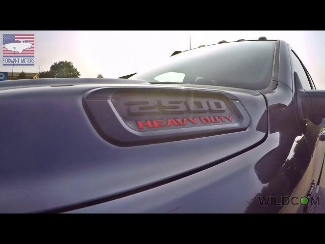 I brevi di Fioravanti Motors: Dodge Ram 2500 Power Wagon