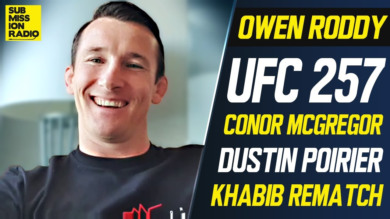 """Owen Roddy: """"It's Gonna Be Worse For Dustin Poirier"""" If He Survives Early Rounds vs. Conor McGregor"""