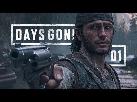 Days Gone (PL) #1 - Premiera (Gameplay PL / Zagrajmy W)