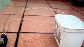 Mini su pompası