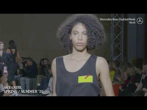 Mercedes-Benz Fashion Week Tbilisi SS 20 / AVTANDIL