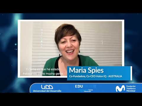 "A Conversation about Holon IQ's ""Higher Education Digital Capability Framework"" - Maria Spies"