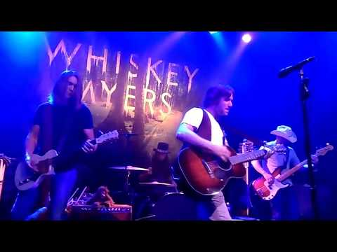 Whiskey Myers 8/3/17 (part 1) Headliners Music Hall, Louisville, KY
