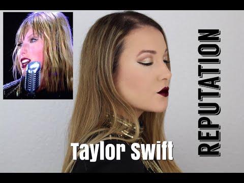 Taylor Swift Reputation Tour Makeup Tutorial | 2018