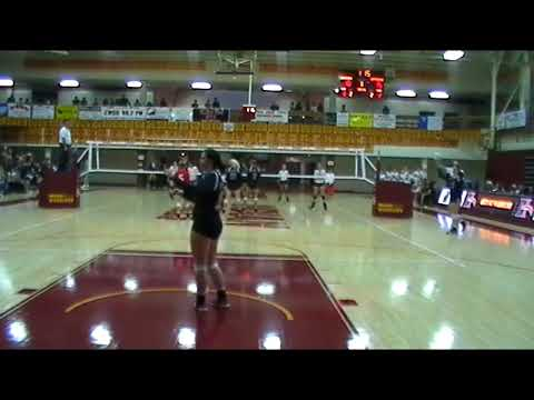 Riley Meyer #7 (Jefferson College vs. Indian Hills)