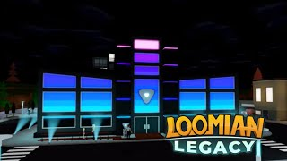 SILVENT CITY BATTLE THEATRE | ROBLOX Loomian Legacy