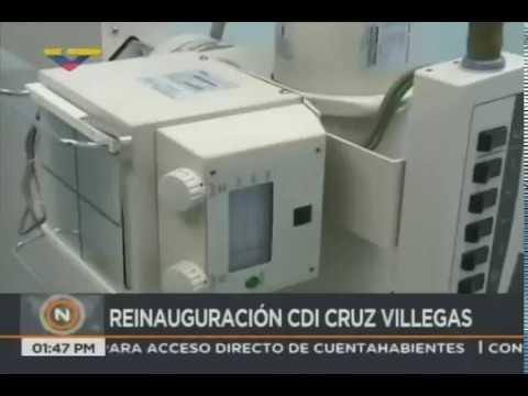 Reinauguran CDI Cruz Villegas en Coche
