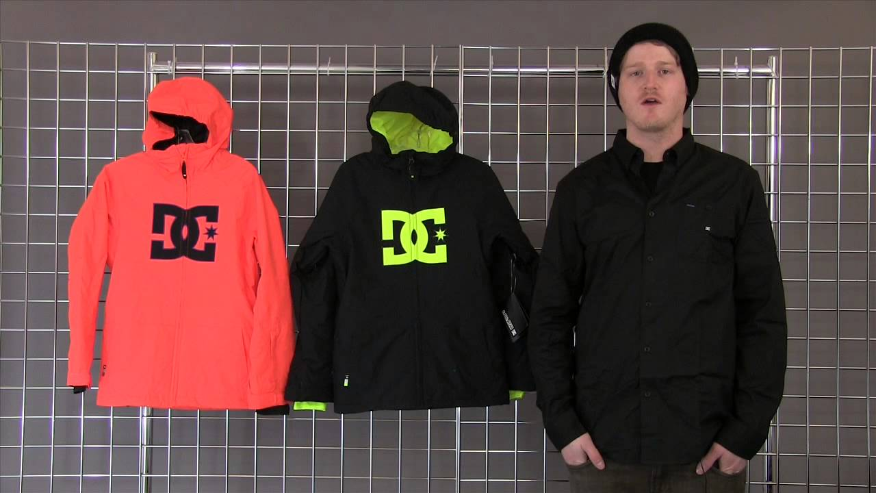14a7885b8 DC Boys Story Jacket 2014-2015 - YouTube