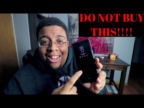 Why Im Giving up my Samsung Galaxy Note 8 | DONT BUY THIS!!