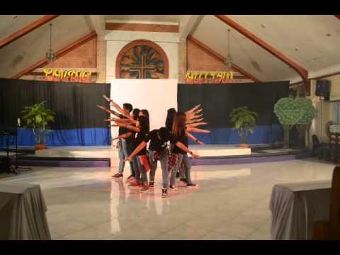 God's Great Dance Floor: Angono United Methodist Youth Fellowship Concert 2016