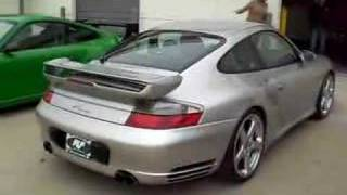Ruf RGT 997 and 996 R Turbo