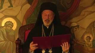Vaskrsnja poslanica Vladike Irineja 2015