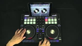 Reloop Beatpad 2 DJ Controller for djay by Algoriddim - Scratch Session