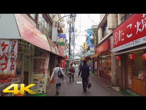Walking around Nishikoyama, Tokyo【4K】