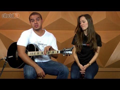 Bubbly - Colbie Caillat (aula de violão simplificada)