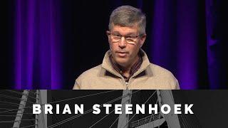 Living in Tension: Church in Tension? - Brian Steenhoek