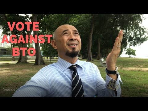 Vote Against BTO in East Coast – Seaside Residences, Fulcrum &The Line