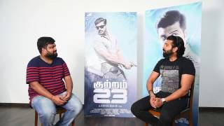 Real Talk with Prashanth - Actor Arun Vijay opens up about his life, passion and more!