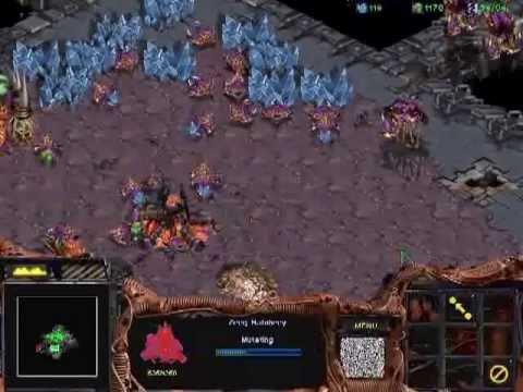 StarCraft: Brood War Speedrun