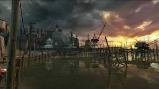 Half-Life 2 at E3 2003: Docks (720p HD)