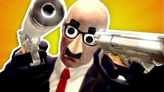 GETTING AWAY WITH MURDER (Hitman)