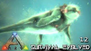 ARK: ABERRATION MODDED - ABERRANT MOSA? & TECH PLOTS !!! E12 ( GAMEPLAY ARK: SURVIVAL EVOLVED )
