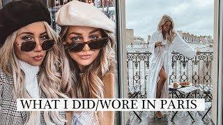 Girls Week In Paris   Spring Outfit Ideas   Instagram Guide to Paris