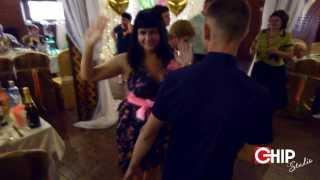 танцы Алексей и Ксения Chipstudio 8 987 902 49 37