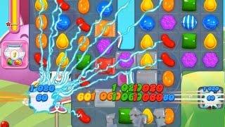 Candy Crush Saga Level 1583【Hard Level】NO BOOSTER