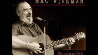 "Folk Singer Mac Wiseman Sings A Sad, Old Song, ""Bringing Mary Home."""