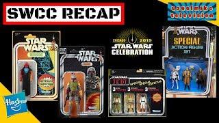 STAR WARS CELEBRATION ACTION FIGURE REVEALS RECAP 2019 FROM HASBRO