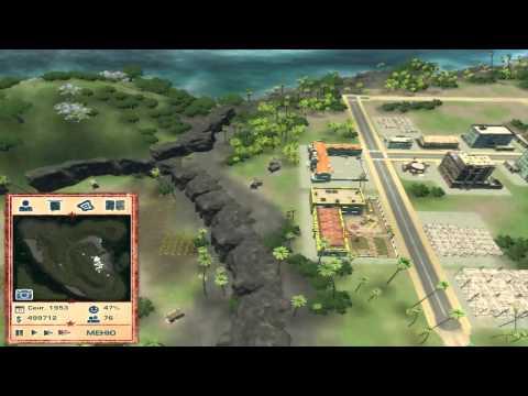 Обзор игры Tropico 4.