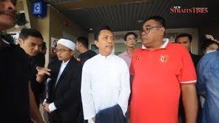 Hamid Apdal released on RM50,000 MACC bail