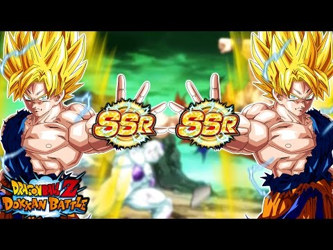 COLLAB DUEL SUMMONS! Dokkan Festival & Double SSR Banner Summons! Dragon Ball Z Dokkan Battle