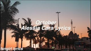 Alessia Cara October